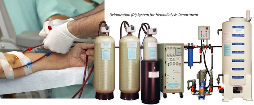 Hemodialysis Water Filtration