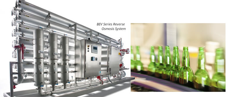 Food and Beverage Water Filtration